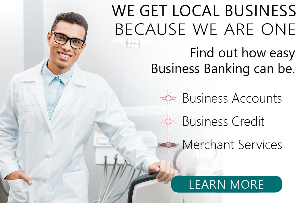 We understand small businesses.