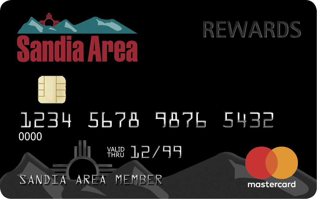 Sandia Area Rewards Mastercard