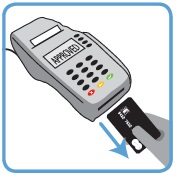 Chip Enabled POS: Remove Card
