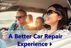 A better car repair experience.