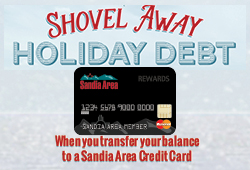 credit cards shovel away debt